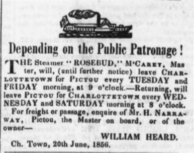 Haszard's Gazette 21 June 1856 p.4